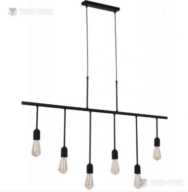 Підвіс TK Lighting Manufacture х6 фото