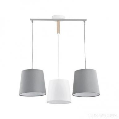 Люстра TK Lighting Balance Gray *3 фото