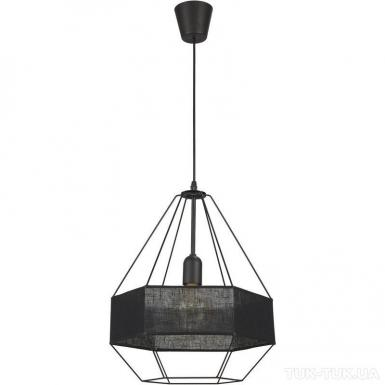 Люстра TK Lighting Cristal NEW Black фото