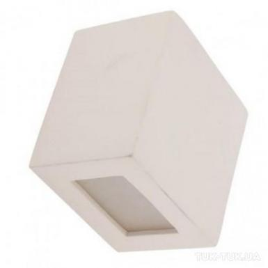 Бра TK Lighting Square White  фото